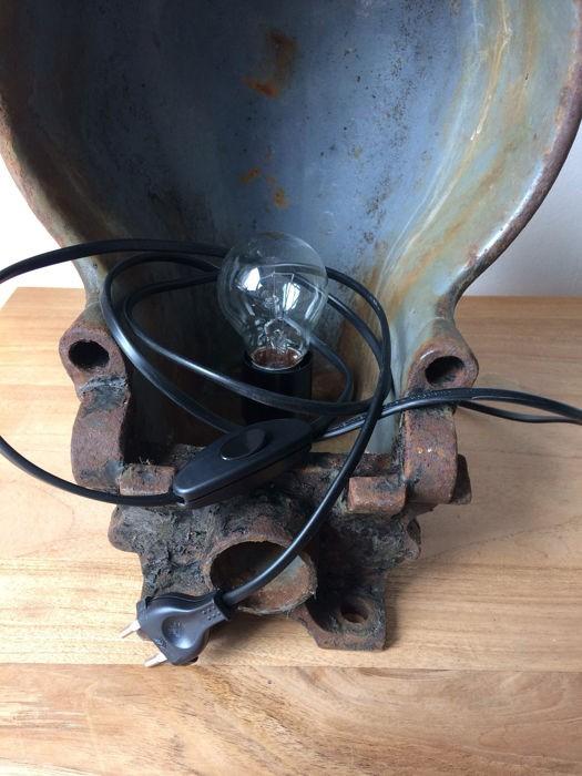 Old antique light