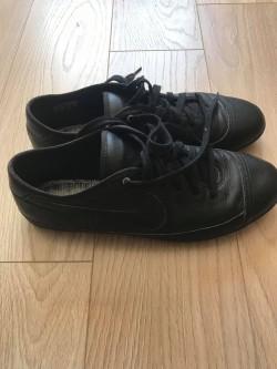 Basket Nike noires