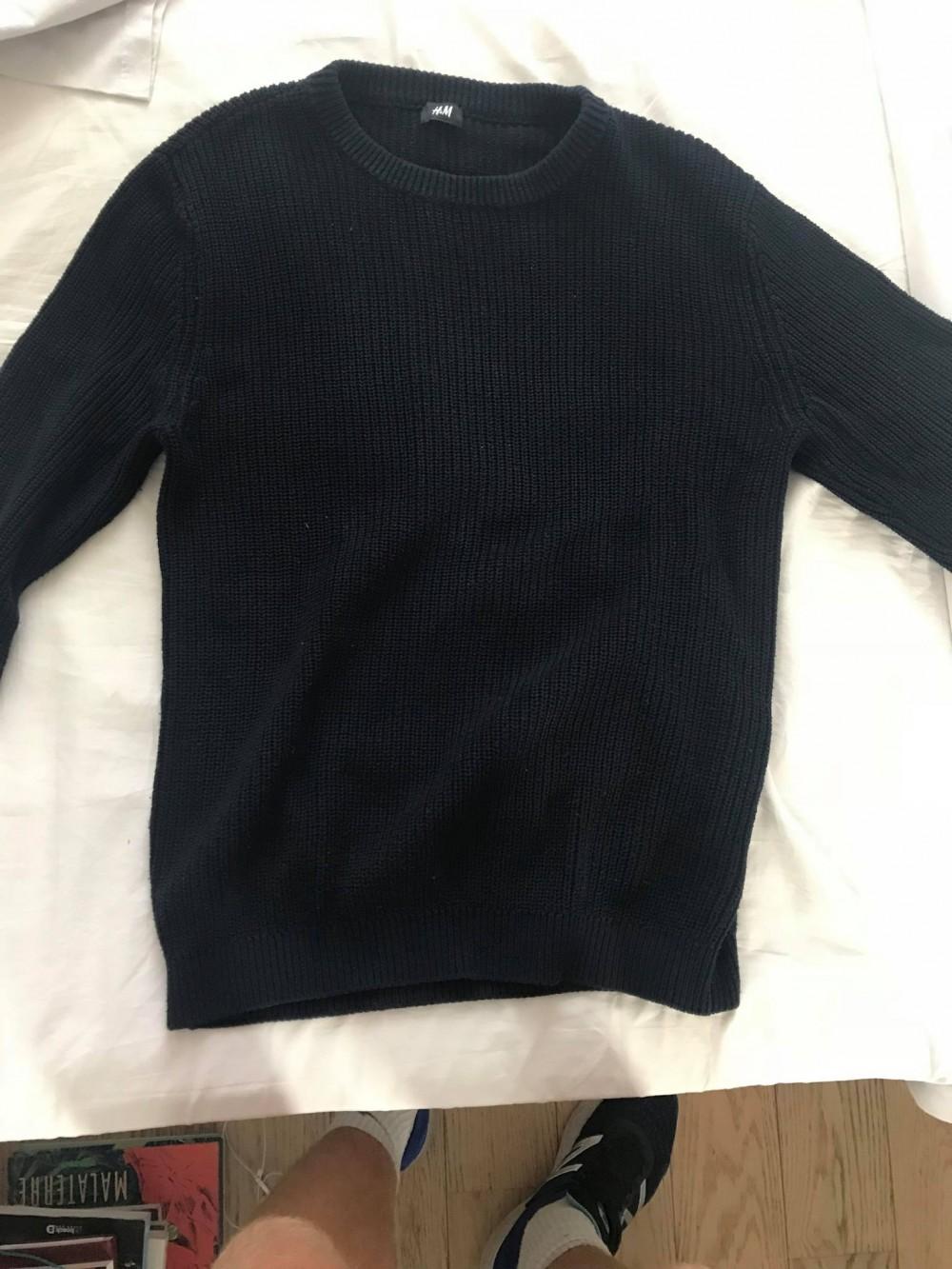 Pull H&M épais coton taille M