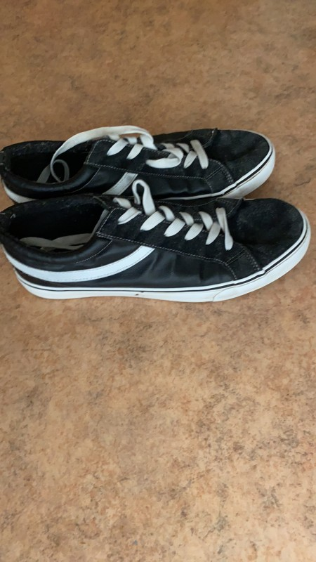 Chaussures vans 45 noires