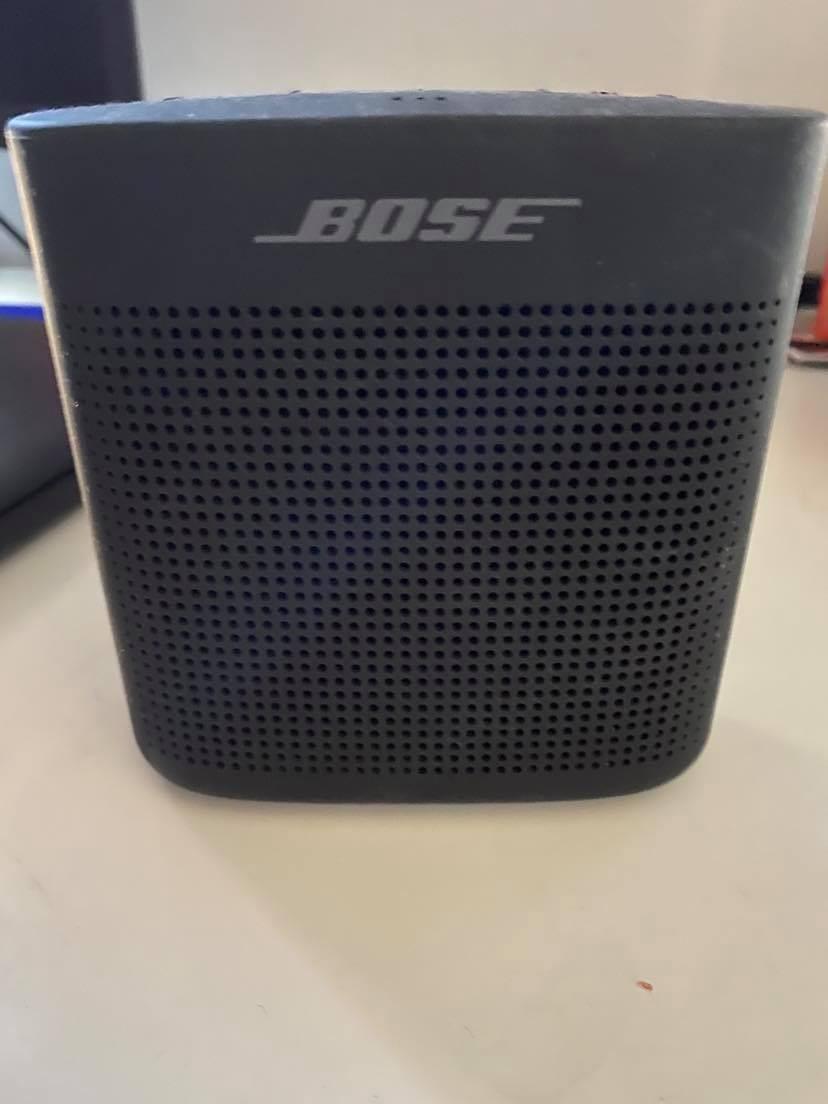 Enceinte Bose Soundlink II