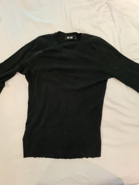 ME+EM black jumper