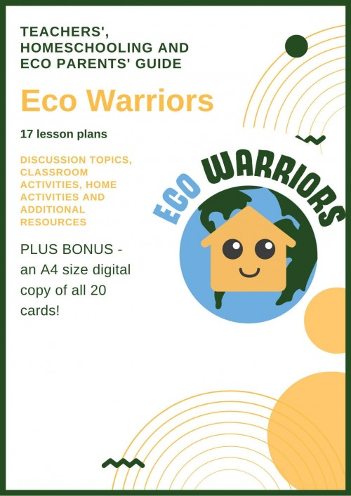 Eco Warriors Lesson Plans - Teaching Eco Warriors in Schools