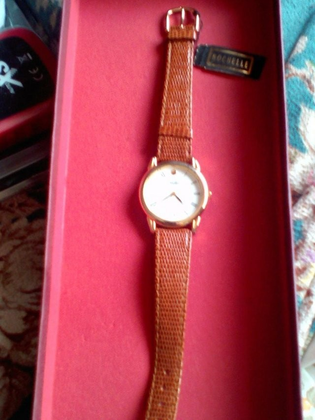brand New Mens Watch Reflex with Leather Strap