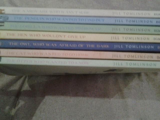 7 childrens books