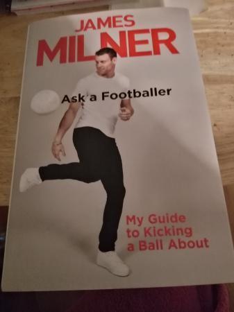 James Milner - ask a footballer - Brand New