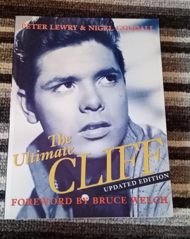 cliff book
