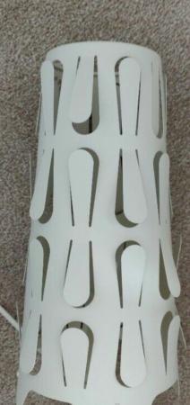 IKEA KAJUTA White Table lamp