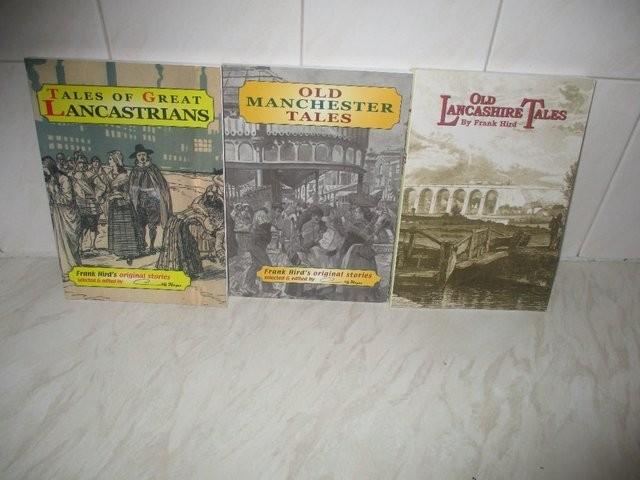 A TRILOGY OF LANCASHIRE FOLKLORE BOOKS