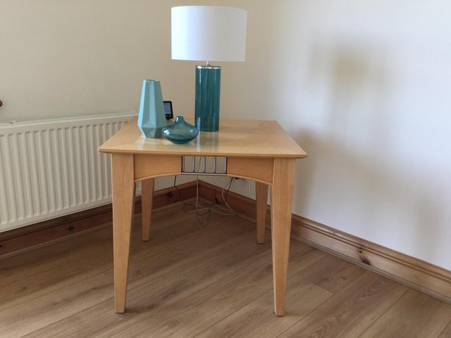 Beautiful contemporary occasional table