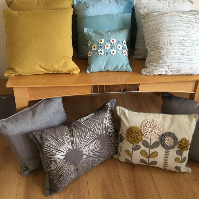 Selection of NEXT cushions