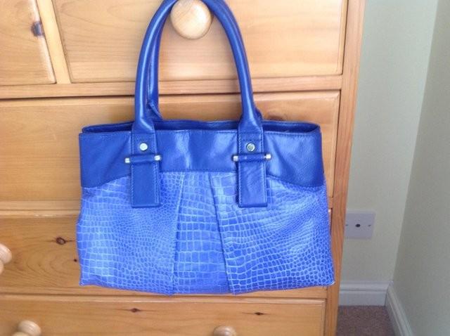 Leather Lakeland bag