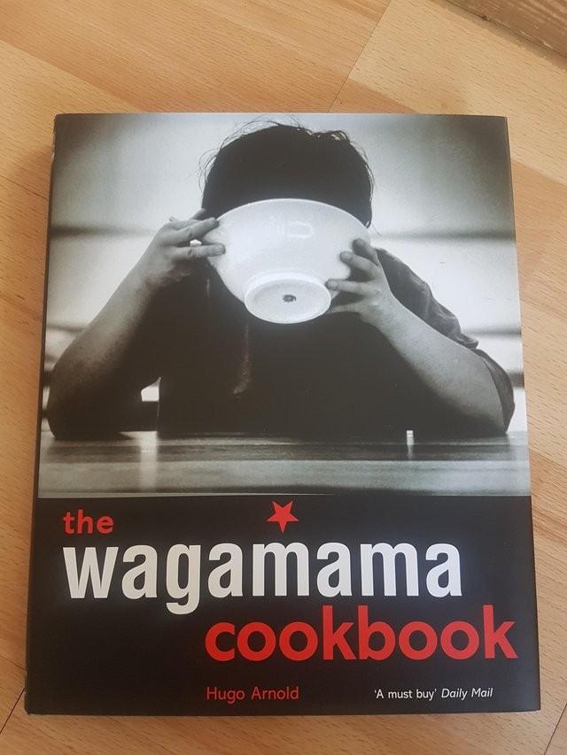 3 x cook books