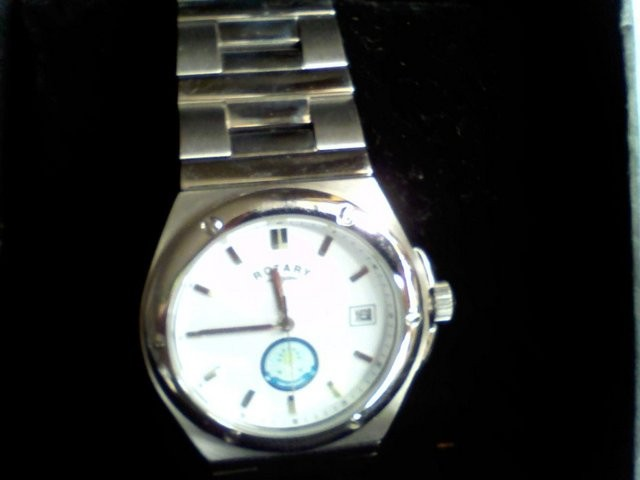 ROTARY QUALITY MENS WATCH