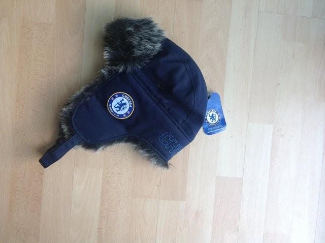 Chelsea cone hat