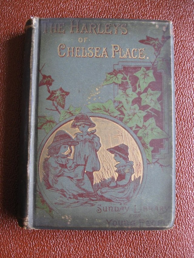 THE HARLEYS OF CHELSEA PLACE BY S T C SUNNY LIBRARY FOR YOUN