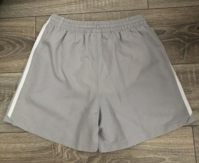 "Adidas Sports Shorts 28'"" waist."