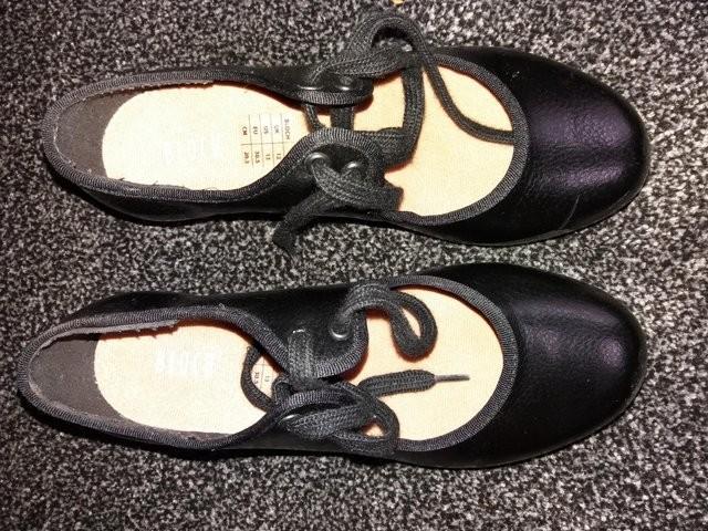 Girls Timestep Tap Shoe
