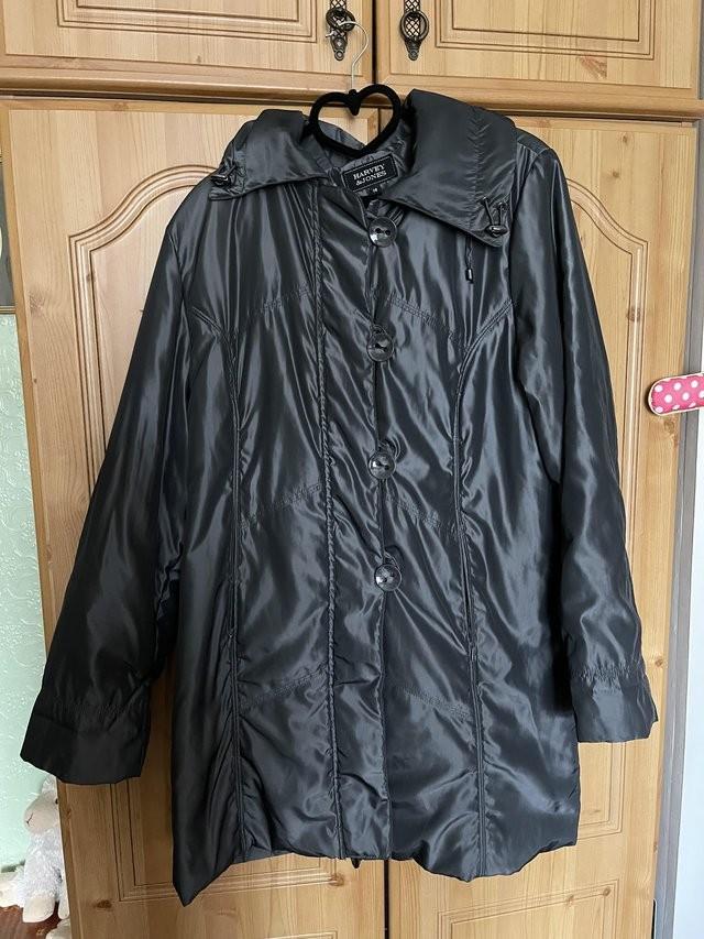 Shower proof jacket