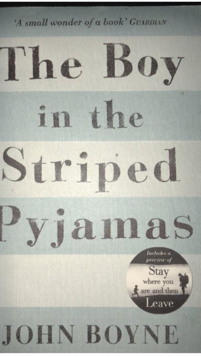 The Boy In The Striped Pjamas