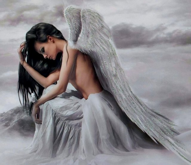 Angel Picture Canvas