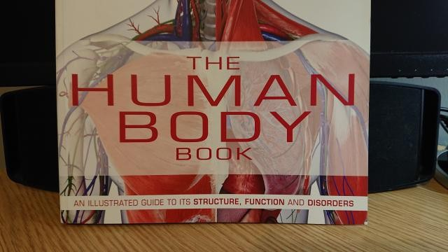 Reference Book - The Human Body