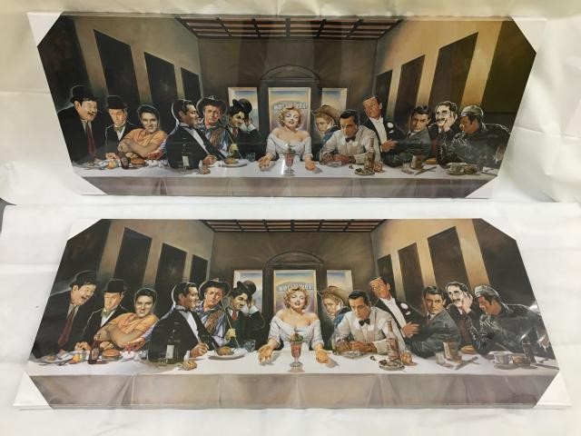brand new Hollywood Stars canvases
