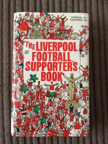 Brand new The Liverpool Football Supporter's book