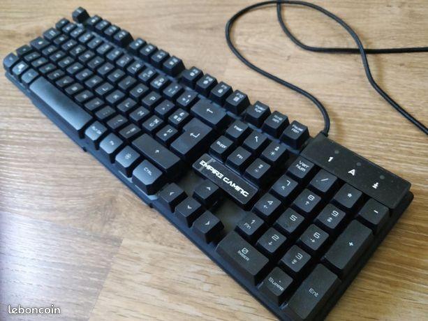 Clavier d'ordinateur filaire
