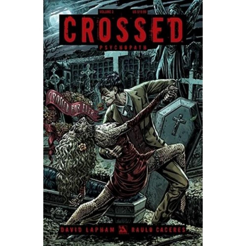 Crossed. Volume 3 Psychopath
