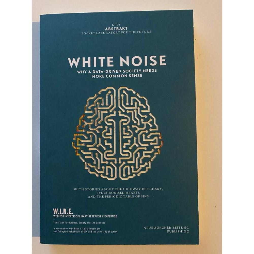WHITE NOISE - Why a data-driven society needs