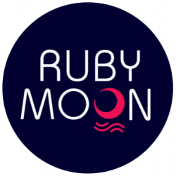 Discount code RubyMoon