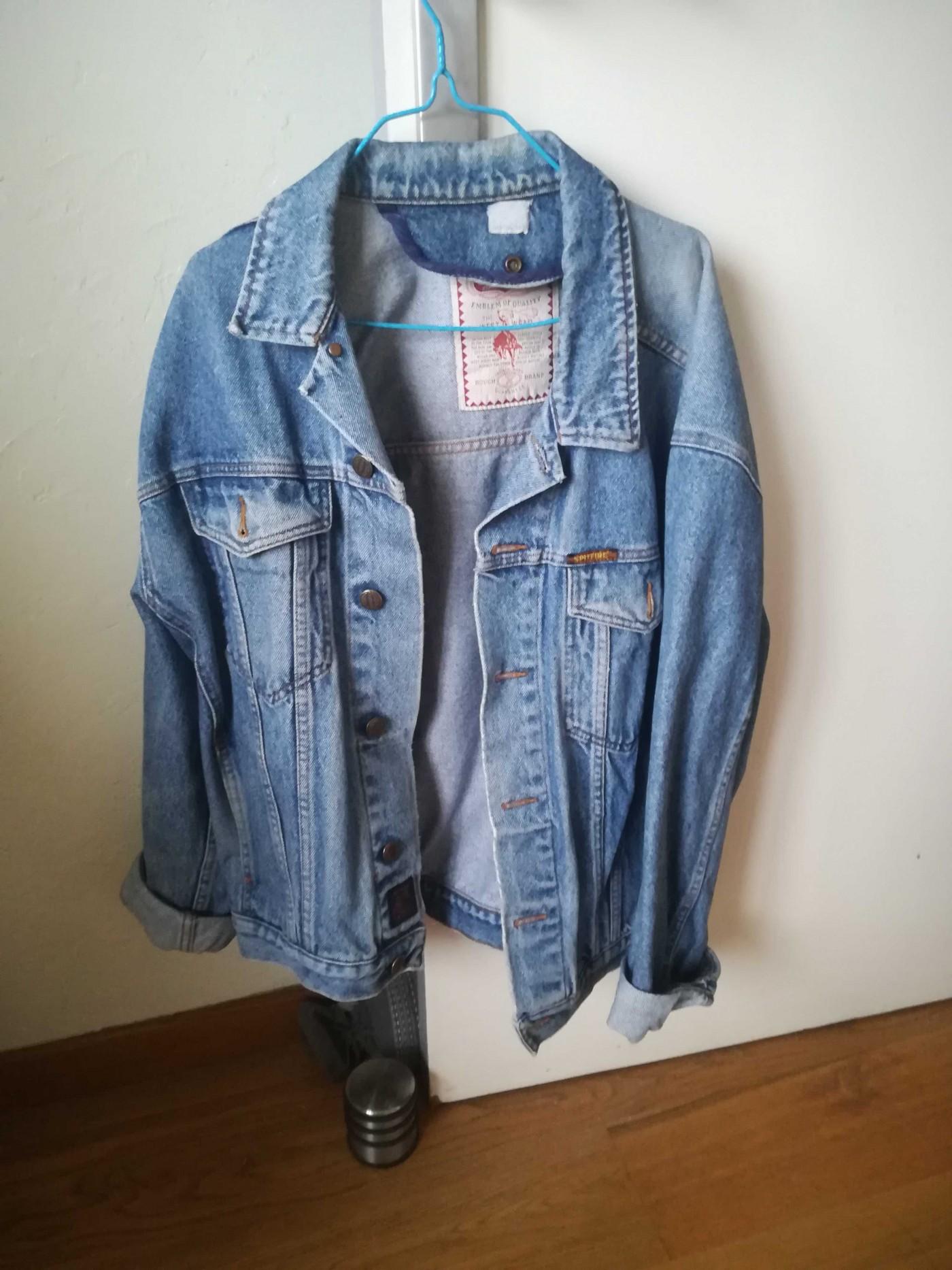 Veste en jeans M femme