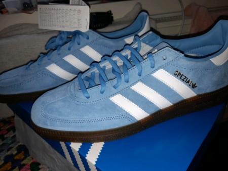Adidas Spezial size 10