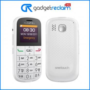 Alcatel OneTouch 282 White | Unlocked | Grade B