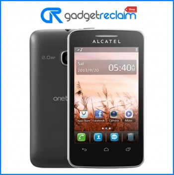 Alcatel OneTouch Tribe 3040 Anthracite | EE | Grade B
