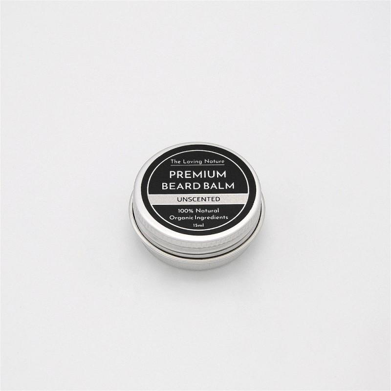 Unscented Beard Balm - Sensitive Skin - 15ml