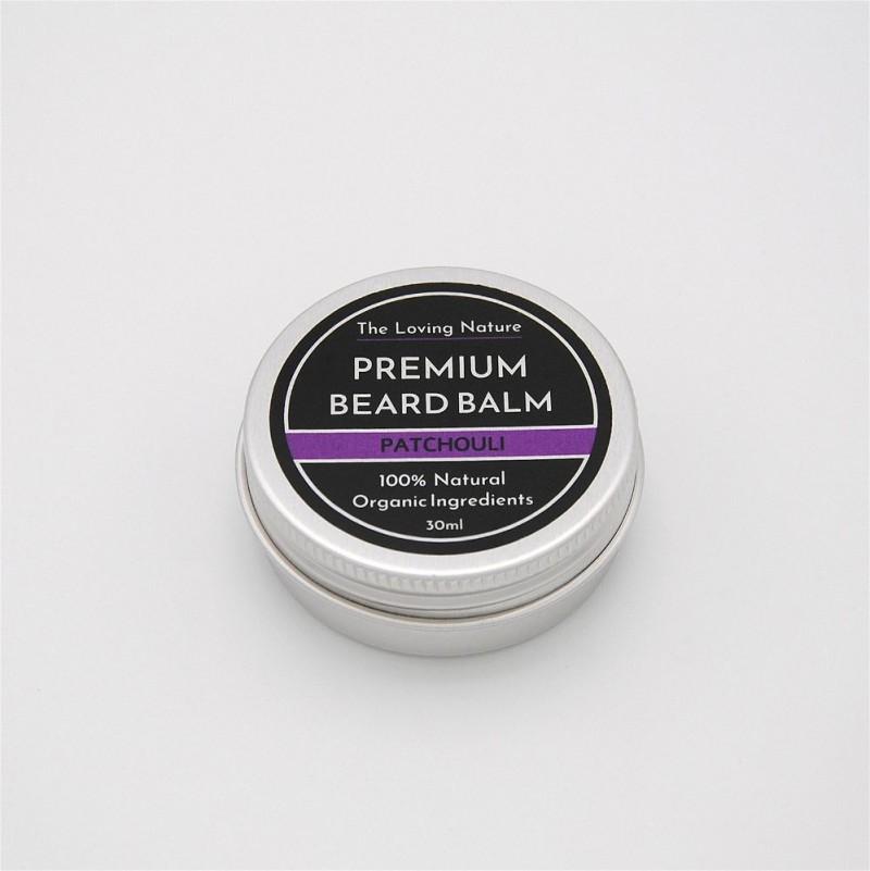 Patchouli Beard Balm - 30ml