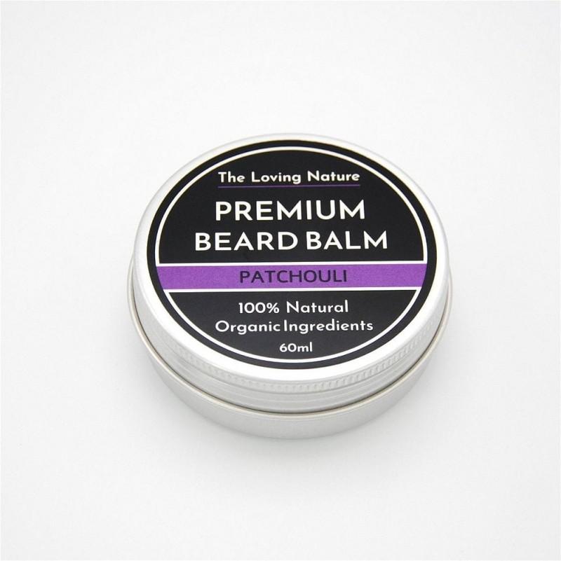 Patchouli Beard Balm - 60ml