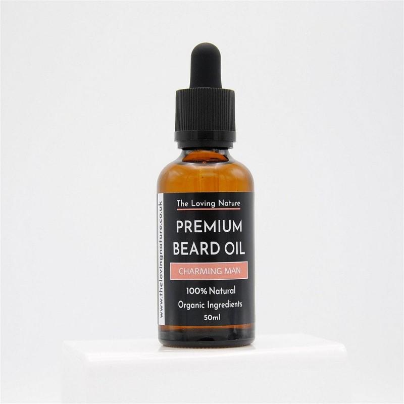 Sweet Orange & Lemon Beard Oil - Charming Man 2
