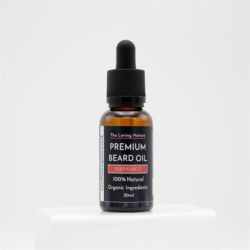 Cedarwood & Vetiver Beard Oil - Deep Forest 5