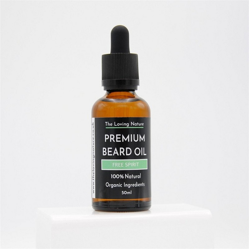 Pine & Eucalyptus Beard Oil - Free Spirit 2