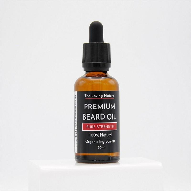 Rosemary & Tea Tree Beard Oil - Pure Strength 2