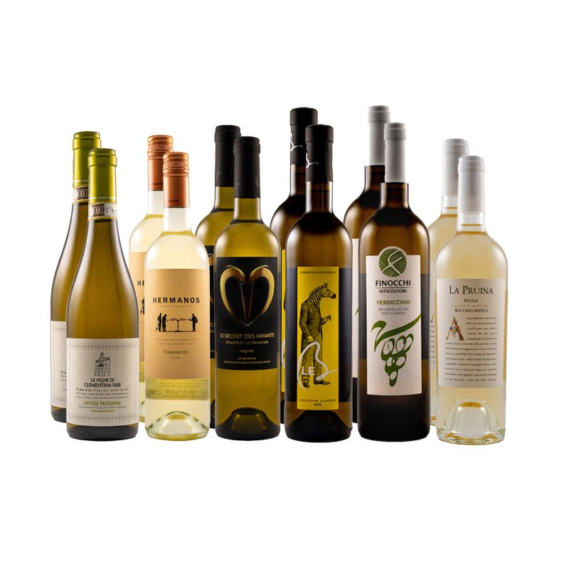 All White Wines Mixed Case