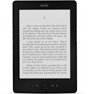 Amazon Kindle D01100 2GB WiFi eBook Reader Black | Grade B