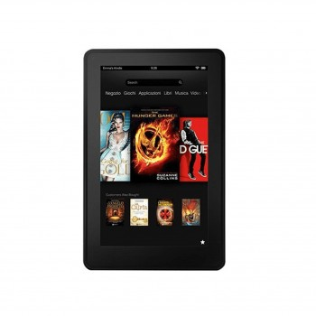 Amazon Kindle Fire D01400 7 Tablet WiFi 8GB Black Grade B