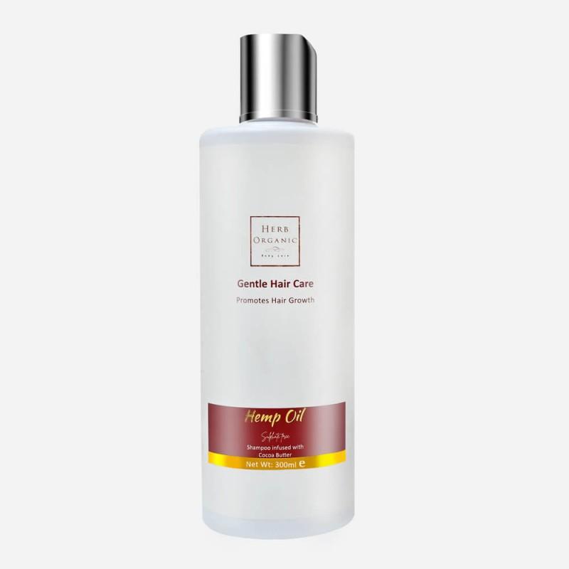 Anti-Hair Loss Hemp Oil Shampoo
