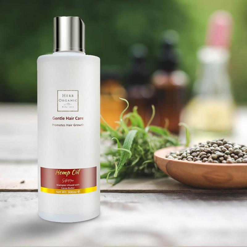 Anti-Hair Loss Hemp Oil Shampoo 2