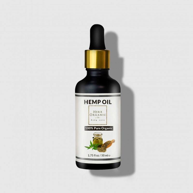 Anti-Stress Premium Hemp Oil