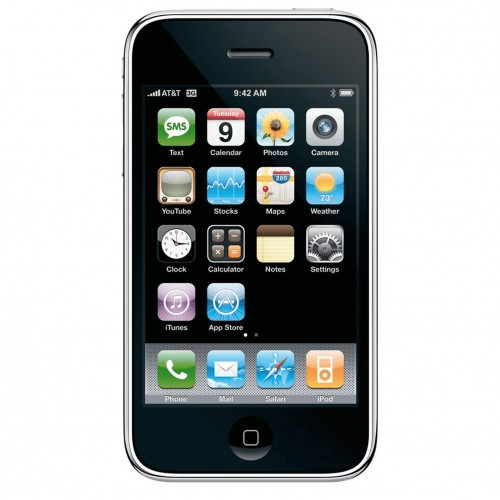 Apple iPhone 3G 8GB Black | O2 | Grade B